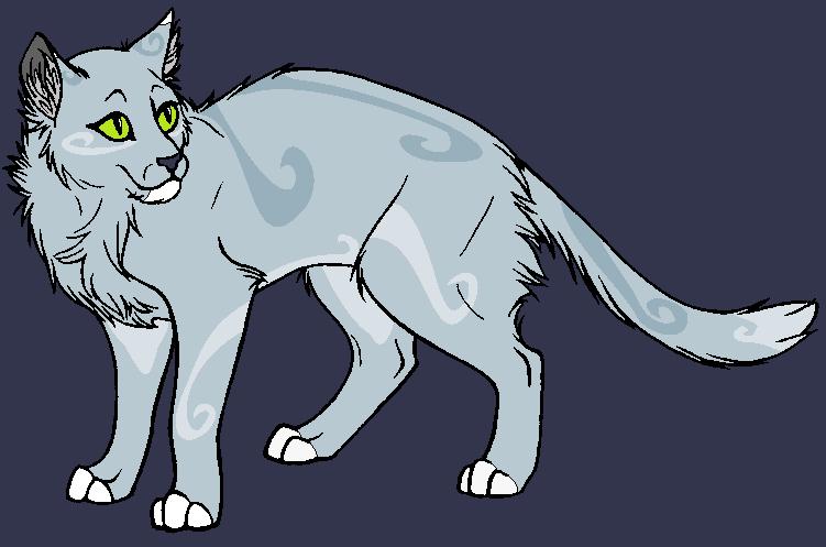 Snowbreeze Warrior Cat