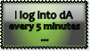 dA Login Stamp by Lady-Autobot17