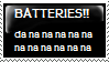 BATTERIES song stamp by Lady-Autobot17