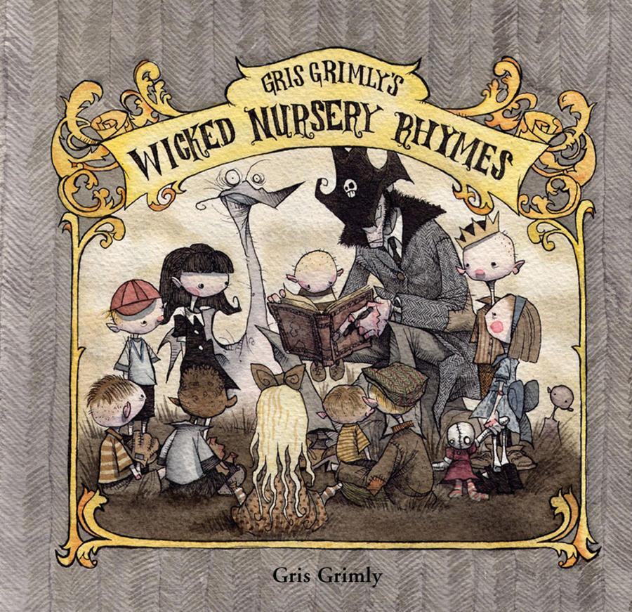 Wicked Nursery Rhymes by MrBabyTattoo