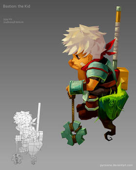 Bastion: the Kid
