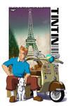 Tintin Fanart
