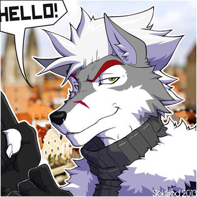 New avatar! by siekfried