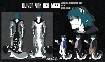 [OC] Oliver Van der Meer