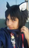 Anime Expo 2009 Neko Sasuke by WickedTwist