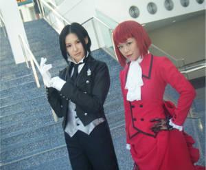 Sebastian and Madam Red