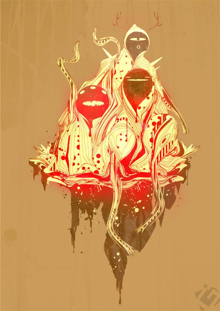 BOYS IN DAHOOD by Dozign
