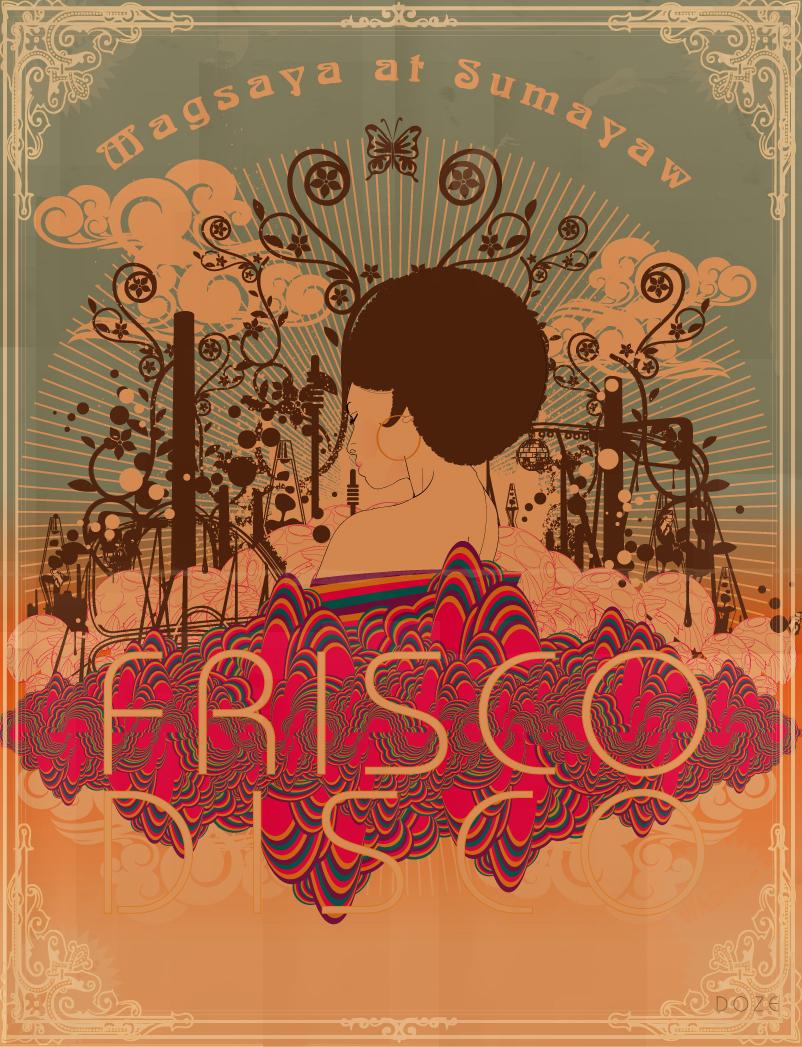 FRISCO DISCO by Dozign
