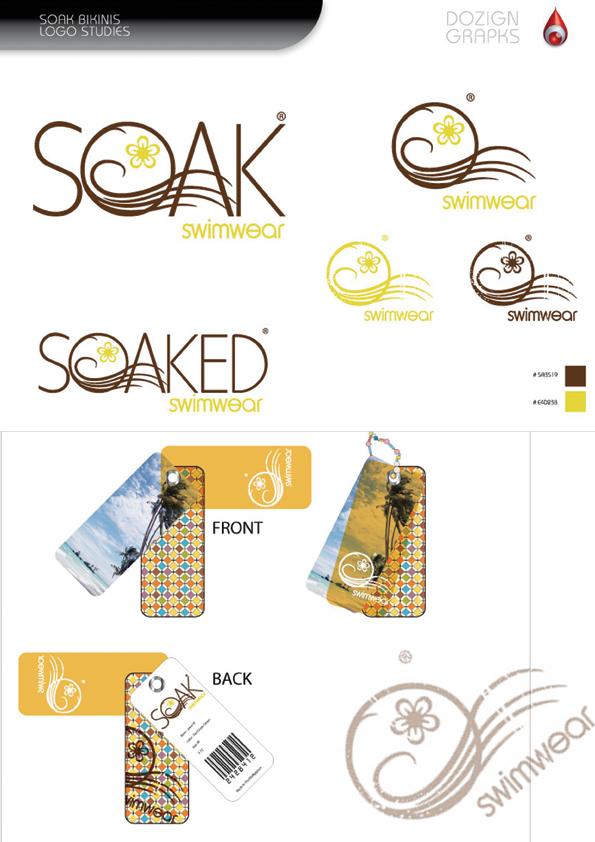 soak logo by Dozign