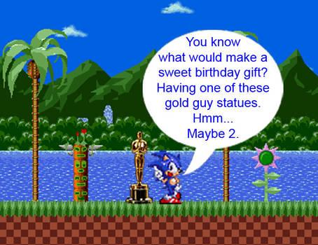 Sonic's 29th Birthday Pic