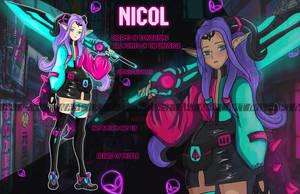 Nicol by vinodelika2