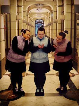 The Stalking Trio