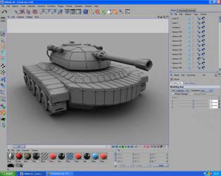 Tank W.I.P. 2