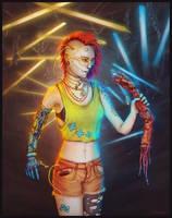The Cyberpunk: Upgrading by SUNSHINE1617
