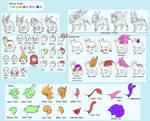 Cinidae Reference Sheet [Revamped]