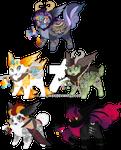 RPG Cinidae Batch [Closed]