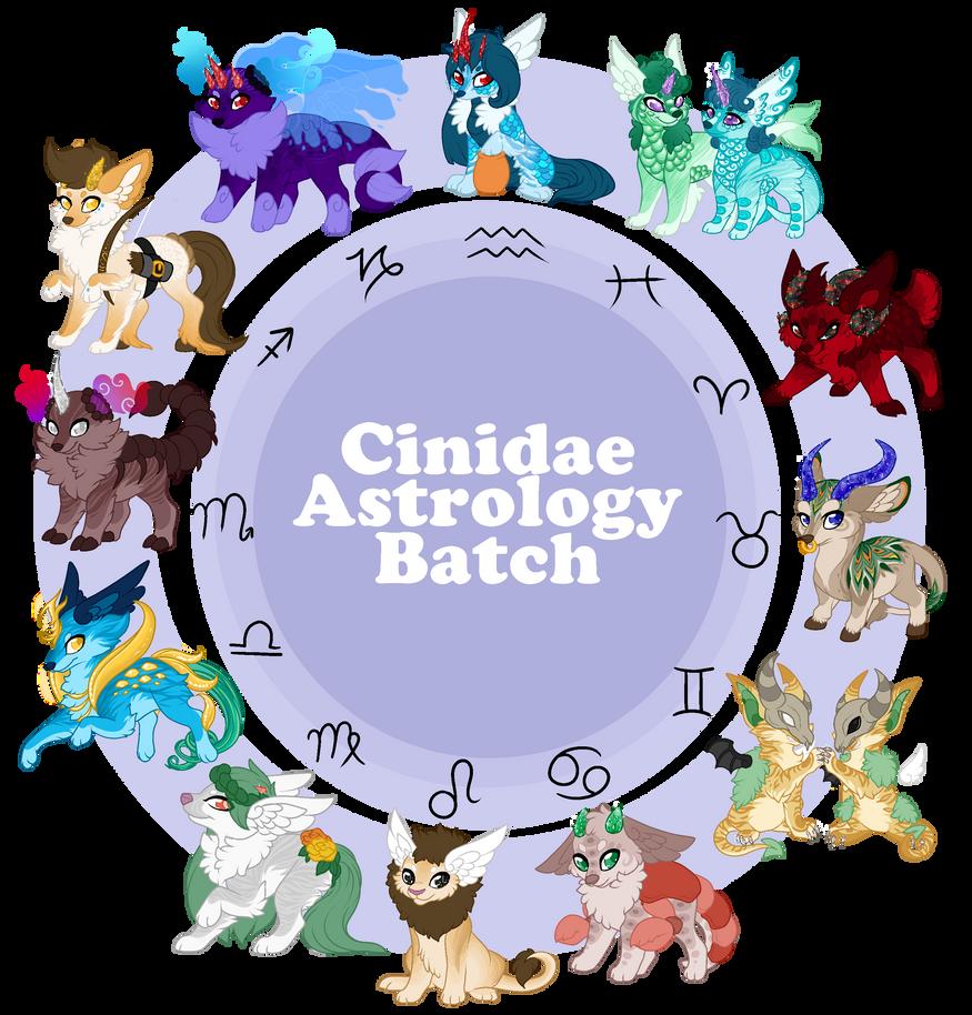 Cinidae Astrology: Closed by Arccyfox