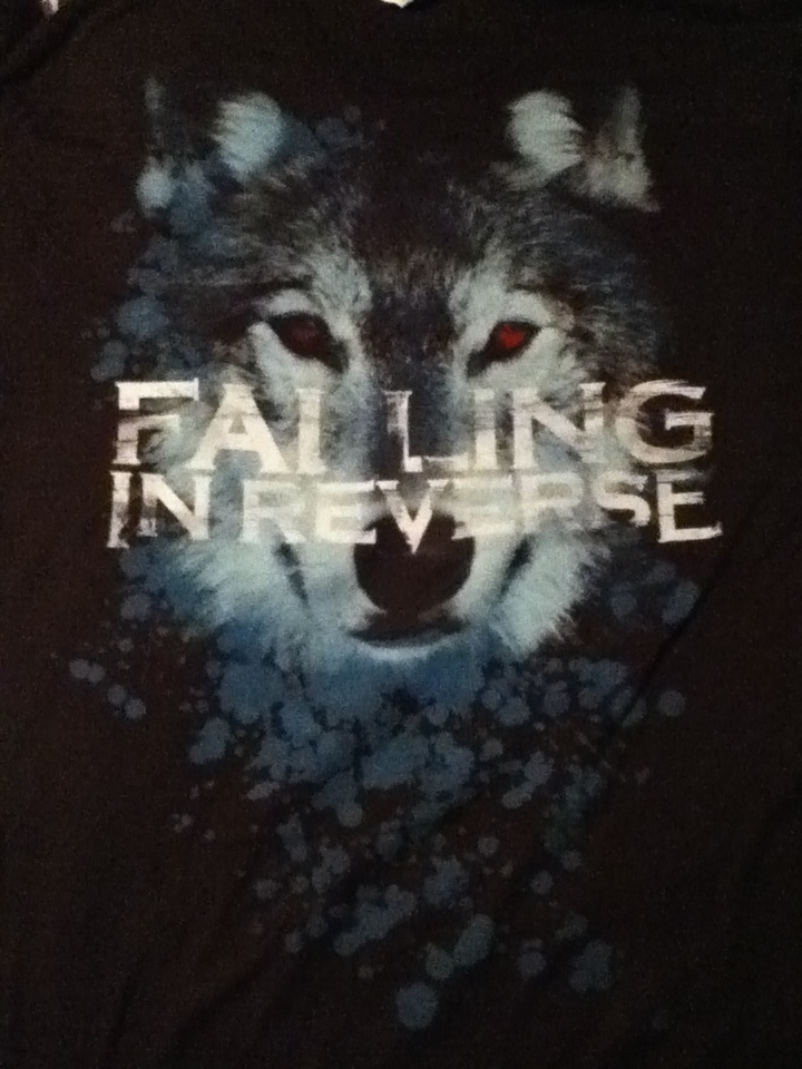 My Falling In Reverse T Shirt By Ebony Rose13
