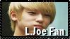 L.Joe Fan Stamp by Ebony-Rose13