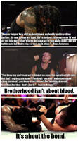 It's Not About Blood