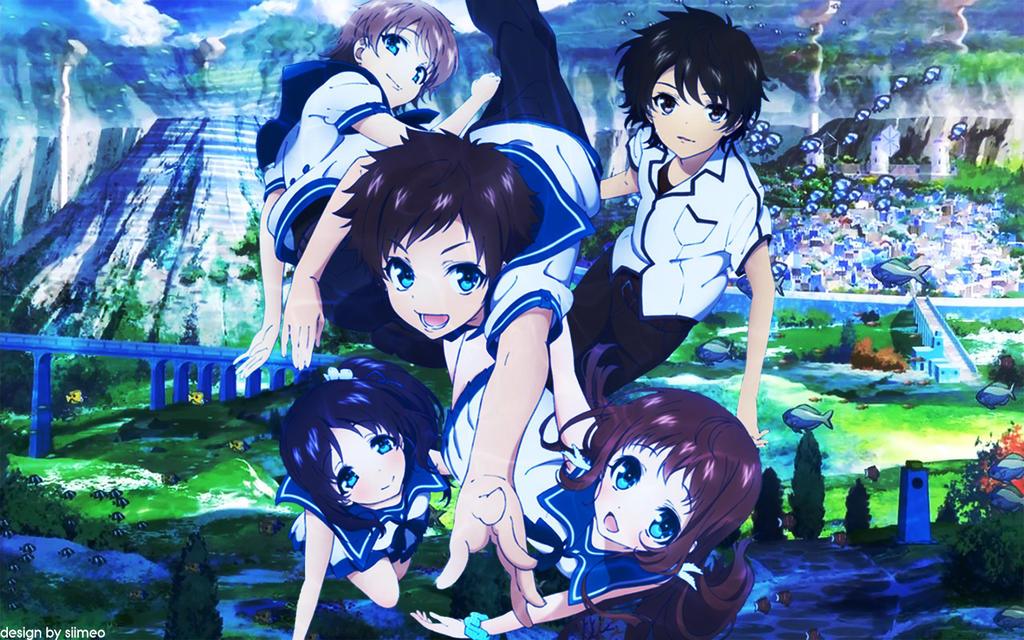 nagi no asukara wallpaper - photo #25