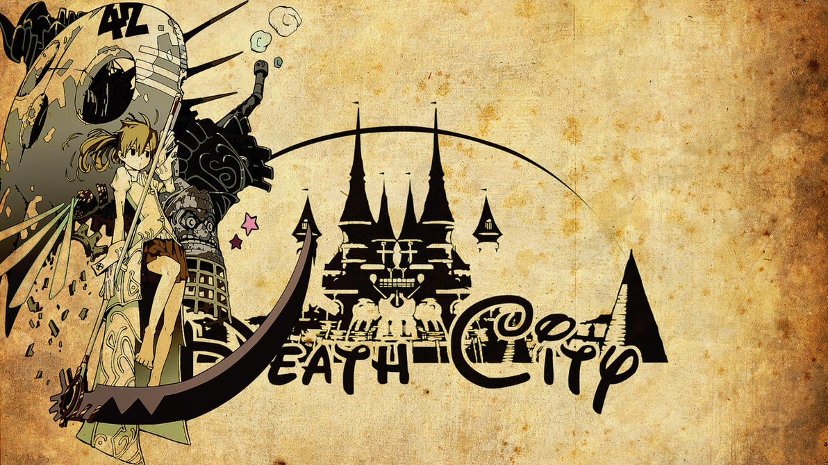 Death city soul eater wallpaper by siimeo on deviantart death city soul eater wallpaper by siimeo voltagebd Gallery