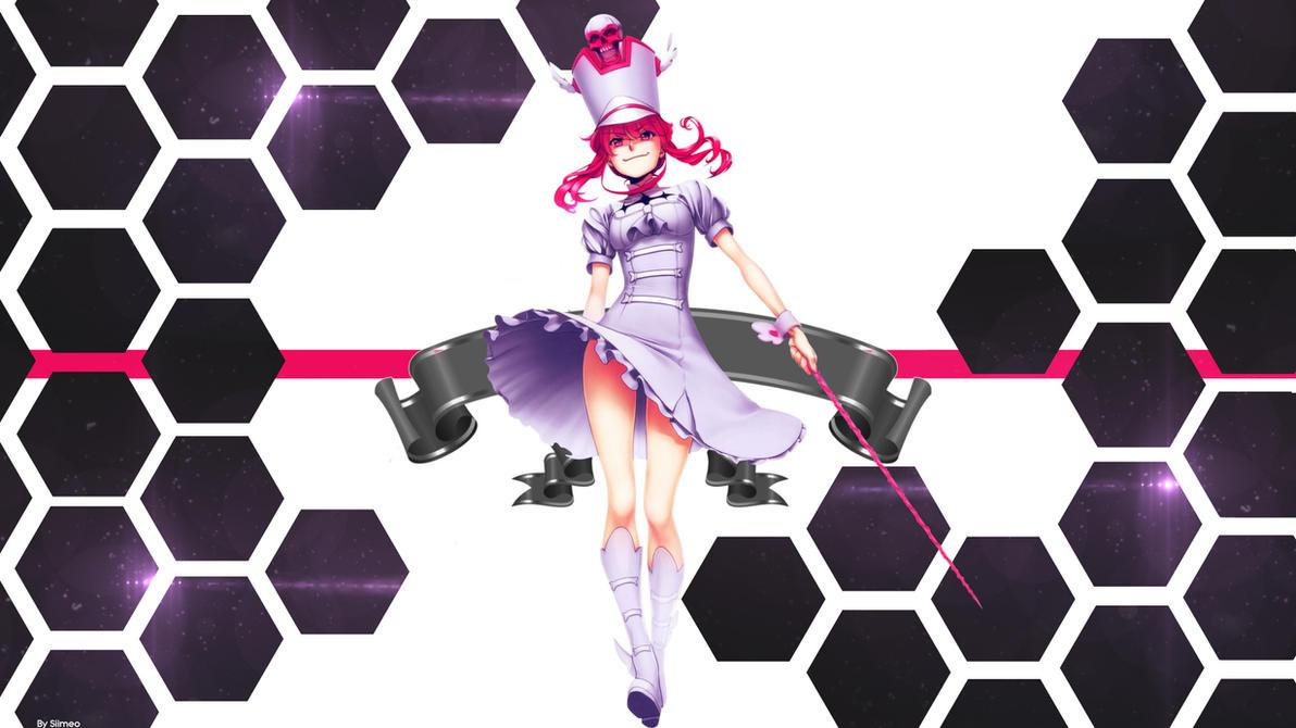 Jakuzure Nonon - Kill la Kill wallpaper by Siimeo