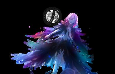 Inori - Guilty Crown Render by Siimeo