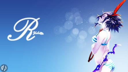 Ryuko - Kill la Kill Wallpaper by Siimeo