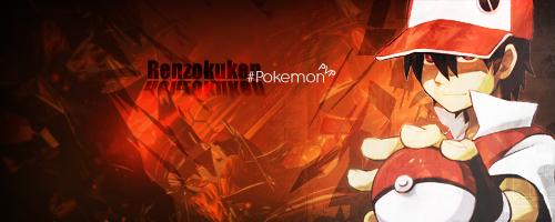 Signature Pokemon - Renzokuken by Siimeo