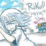 Poor Riku