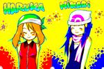 Haruka and Hikari