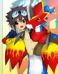 To Protect Daisuke