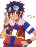 Daisuke for Nina
