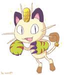Meowth x tailmon