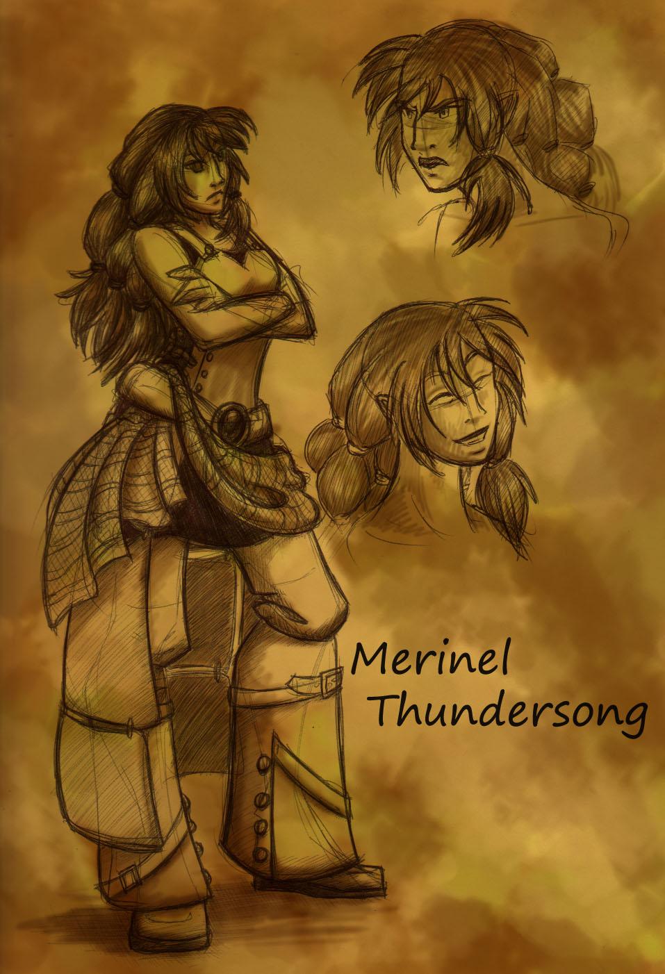 Merinel Thunderarm by Kiki-Tayler