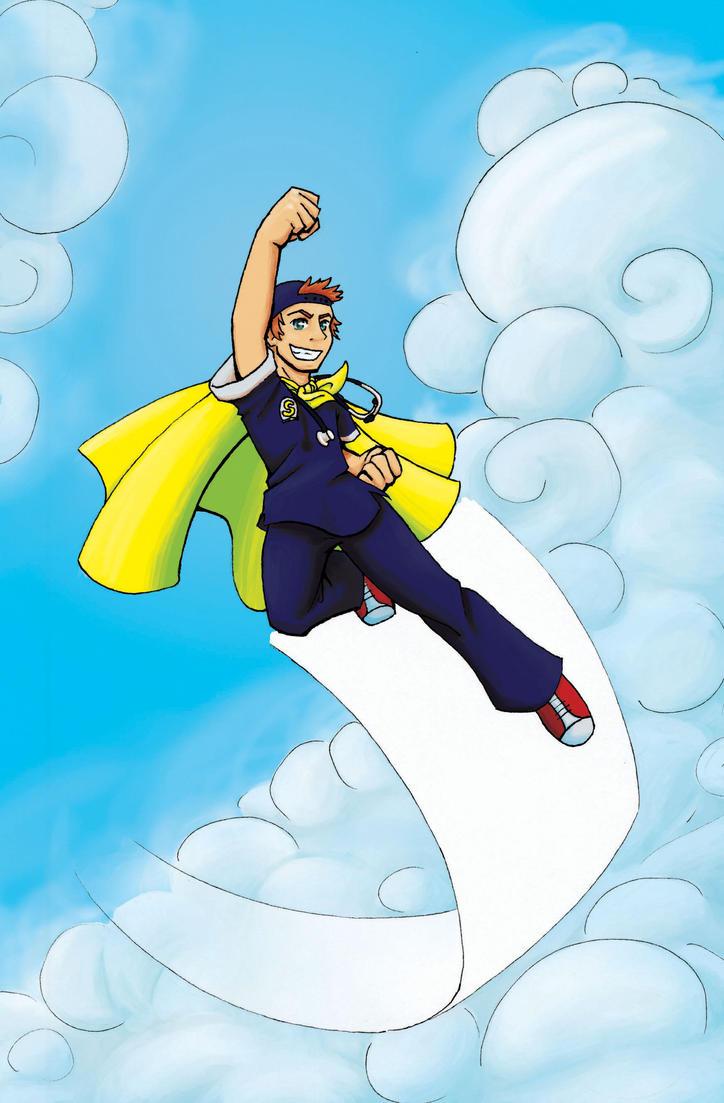 Nathan the Super Nurse by Kiki-Tayler