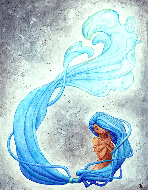 Blue by Kiki-Tayler