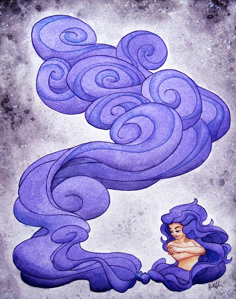 Purple by Kiki-Tayler