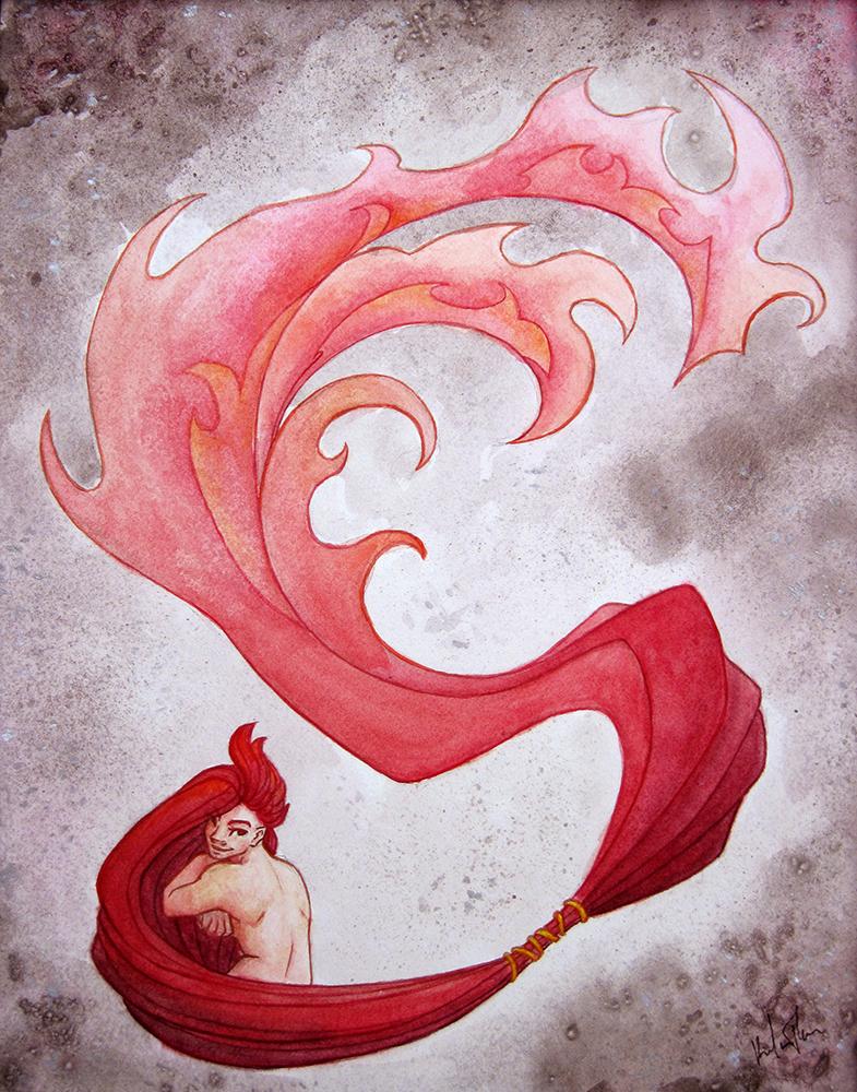 Red by Kiki-Tayler