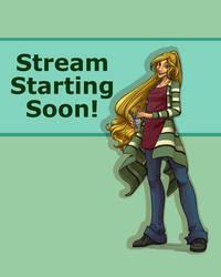 I'm Streaming! by Kiki-Tayler