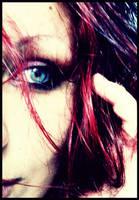 you red head by darkbylarissa