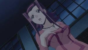 Akiza... tell him?