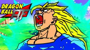 Dragon Ball AF - Goku SSJ3 Mastered!