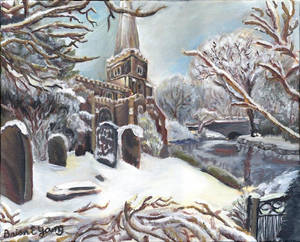 A Church in Winter