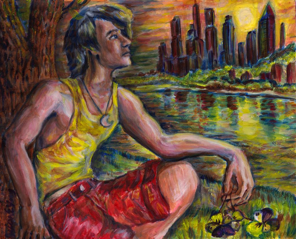 Love in Idleness by Sketchee