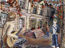 Album Leaves by Sketchee
