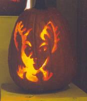 Demon Pumpkin by Sketchee