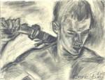 Sword Drawing