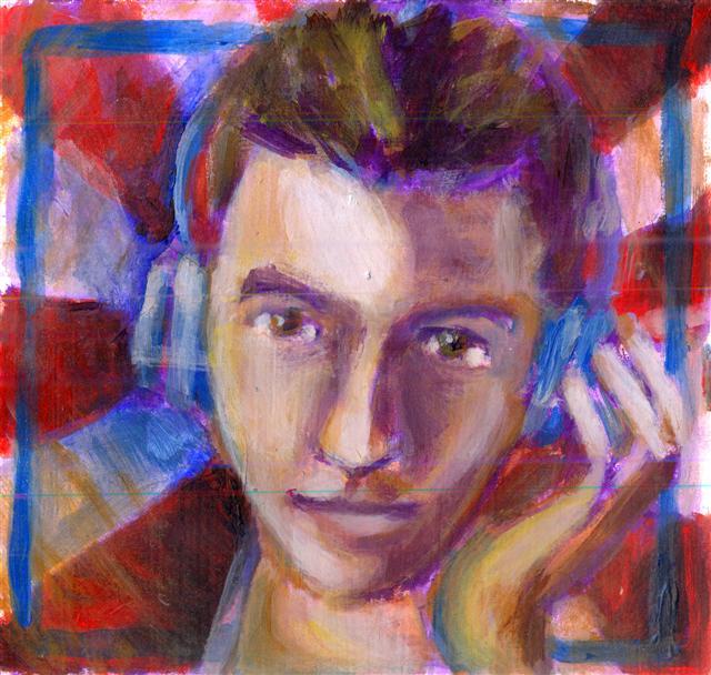 Headphonin by Sketchee